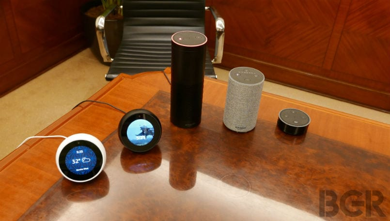 Amazon employees are listening to your Alexa conversation on Echo speakers