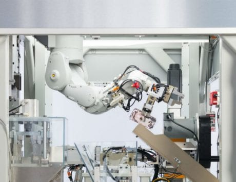 Apple unveils Daisy, the iPhone disassembly robot