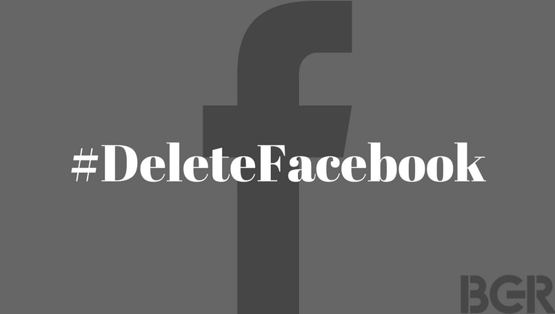 Let's face it, but that #DeleteFacebook call to boycott Facebook is a lost cause already