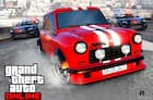 The Italian Job inspired car chase comes to GTA Online