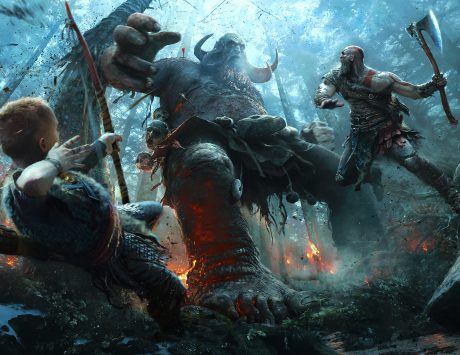 God of War director talks about the influences Mad Max director had on the game