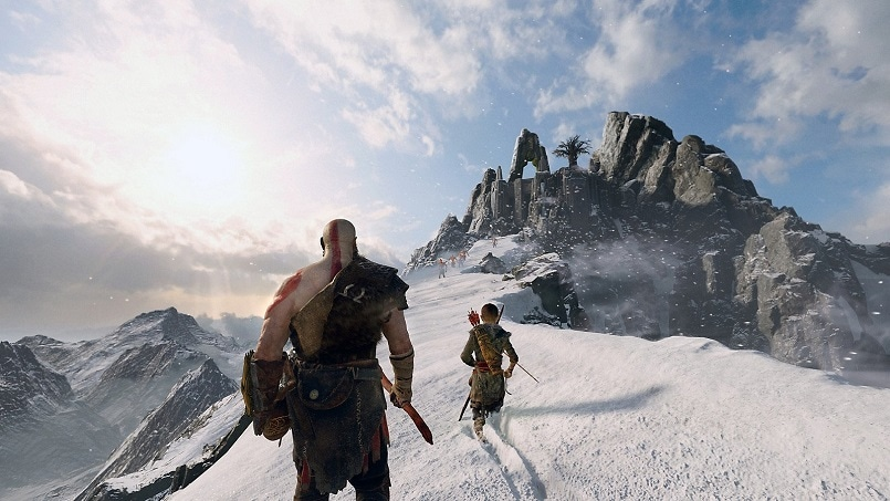 God of War sales has crossed the 5 million mark in the first month