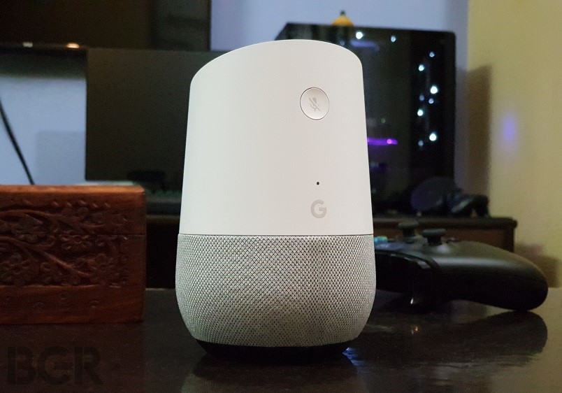 Google Home and Home Mini smart speakers to launch today in India