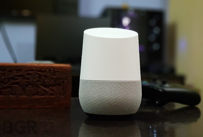 Google Home, Home Mini Smart Speakers Launched in India: Price, Specifications