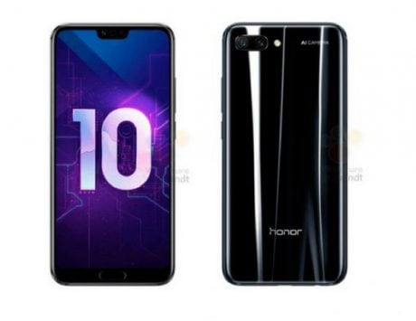 Honor 10 to launch on May 15 in London, India debut expected later