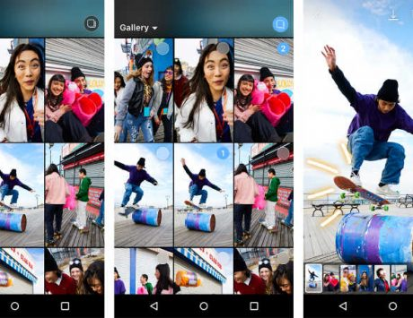 Instagram Stories gets support for adding multiple photos and videos