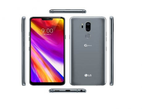This is what the LG G7 ThinQ will look like