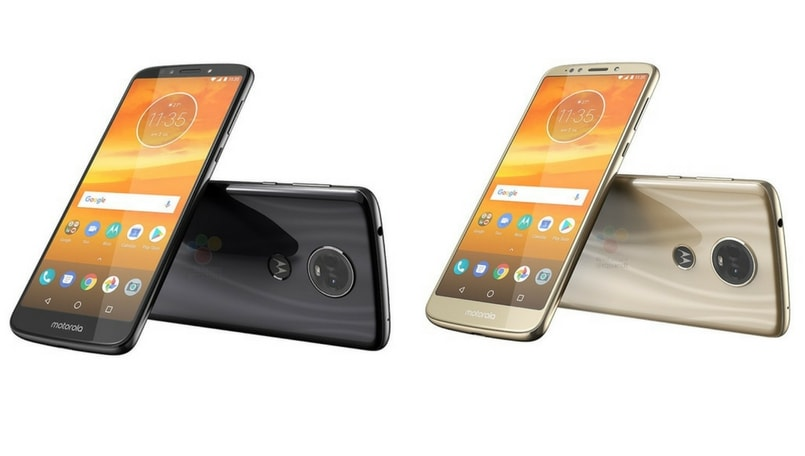 Moto E5 line won't get Android P update