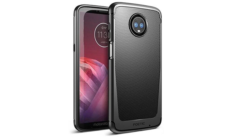 Moto Z3 Play to have side-mounted fingerprint scanner, courtesy case renders