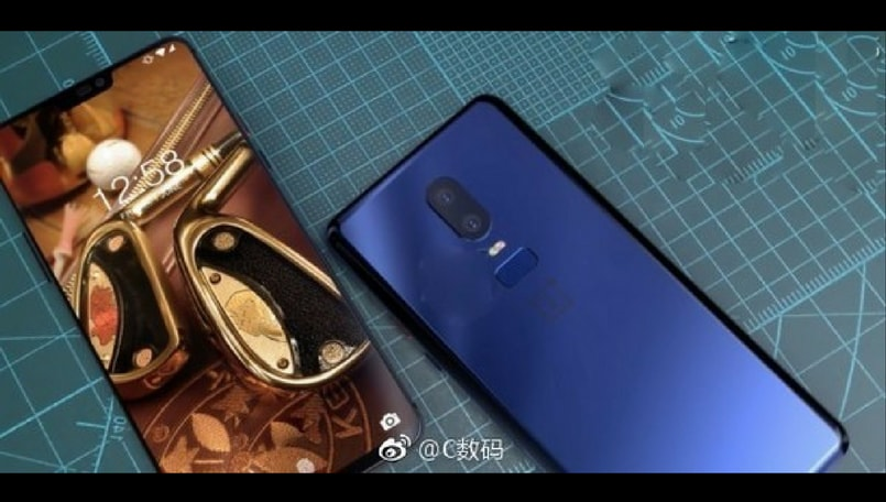 OnePlus 6 - new-colors