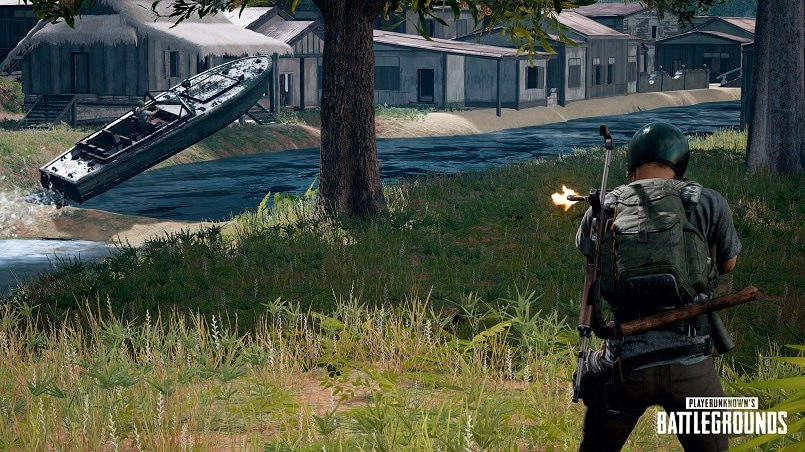 Playerunknown S Battlegrounds Maps Loot Maps Pictures: Here's How You Can Play PUBG's Newest 'Savage' Map