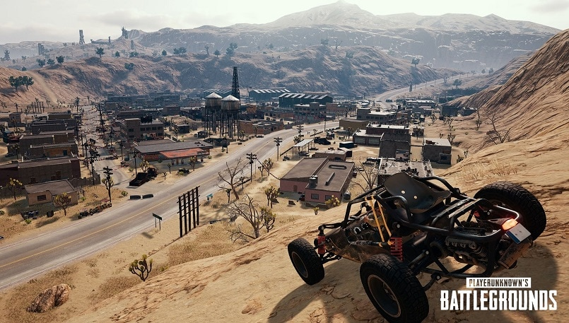 PUBG: 5 tips to win on the Miramar map
