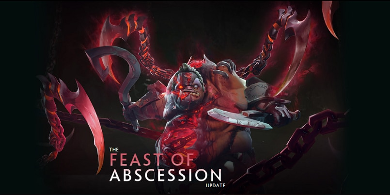 Valve releases Pudge Arcana item in Dota 2