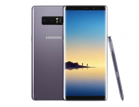 Samsung Galaxy X may look like a bendable Galaxy Note 8 with an extra screen