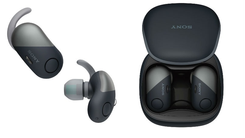 Sony announces 2018 headphone and speaker lineup, debuts truly wireless headphones