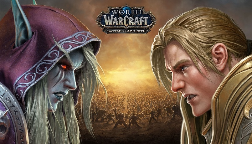WOW- Battle for Azeroth