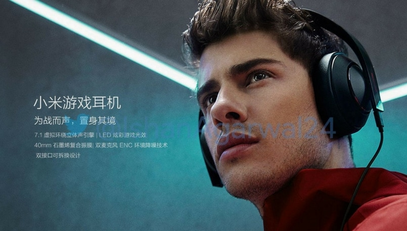 Xiaomi Gaming Headset to go on sale in China this week