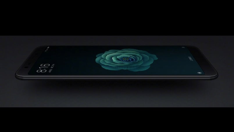 Xiaomi Mi 6X -black color