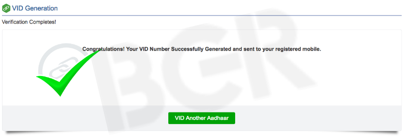 How to generate and retrieve your Aadhaar Virtual ID | BGR India