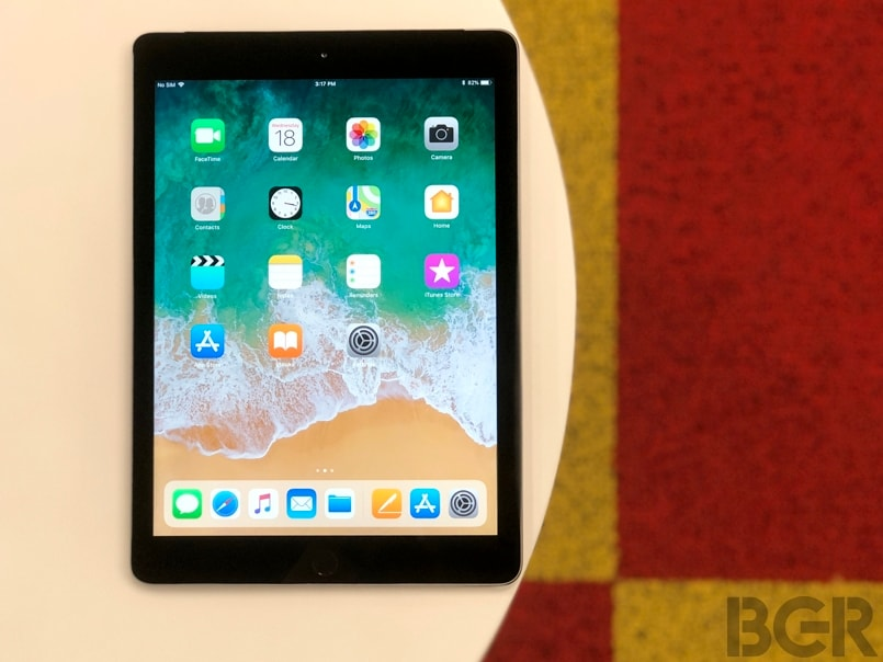 Apple 9.7-inch iPad (2018) first impressions: Faster and now with Apple Pencil
