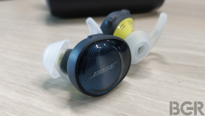 Bose SoundSport Free Wireless Headphones Review: Truly wireless, sounds good
