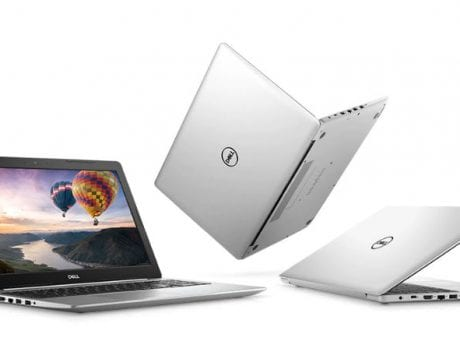 Dell Inspiron 15 with AMD Ryzen CPU launched