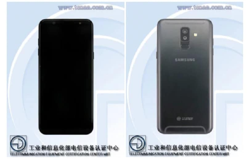 galaxy j6 plus tenaa