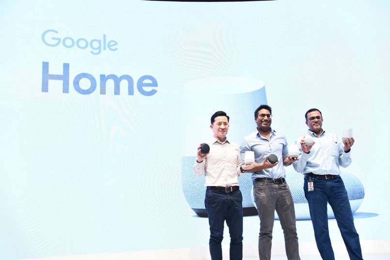 google-home-india-launch