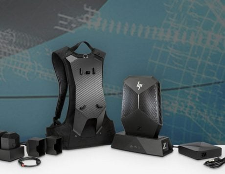 HP brings world's first wearable VR PC to India