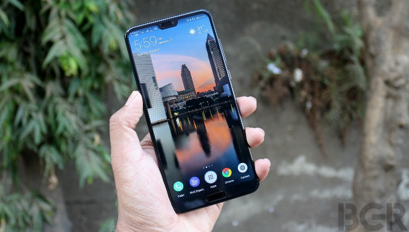 Huawei P20 Pro Review: A worthy rival to the Apple iPhone X and Samsung Galaxy S9+