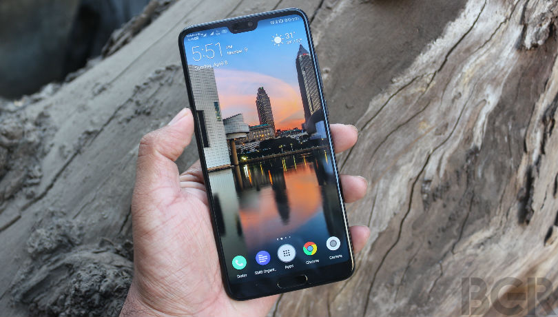 Huawei P20 Pro Display Review: Good, but not flagship worthy
