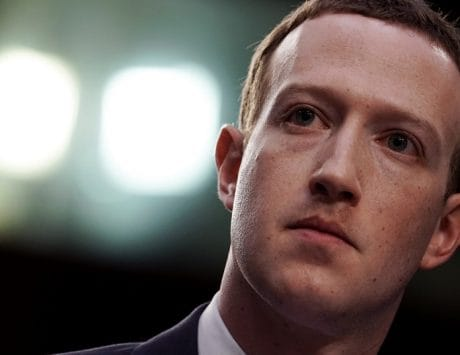 Mark Zuckerberg didn't ignore data issues
