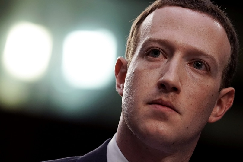 Facebook CEO apologises for data misuse