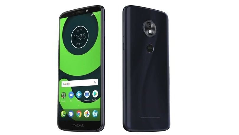 Moto G6 Play leaked video shows off design ahead of April 19 launch