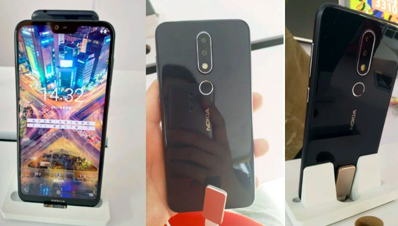 nokia x6 leaked hands on photos