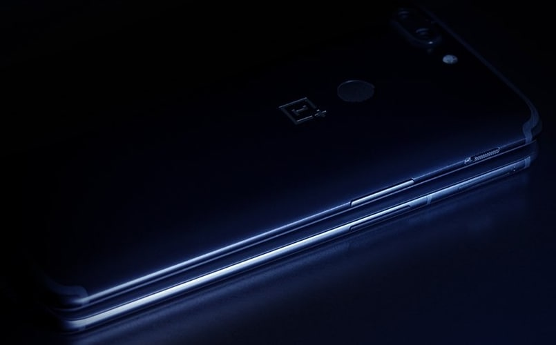 OnePlus 6 teaser hints at a slimmer profile and repositioned Alert Slider button