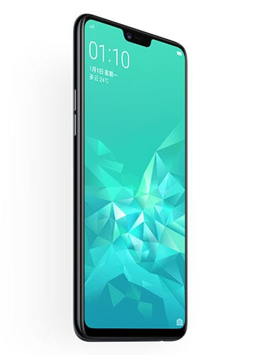 oppo a3 front