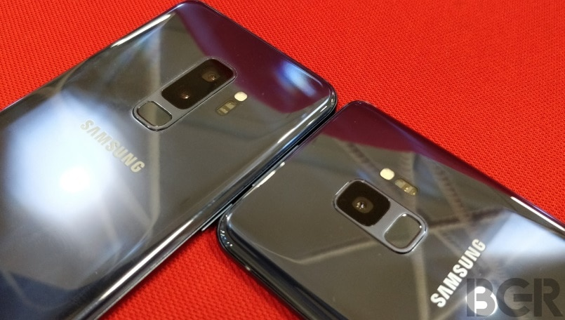 Samsung Galaxy S10 model numbers for 3 variants leaked