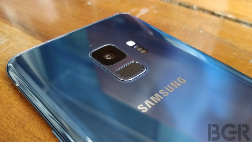 samsung galaxy s9 review camera