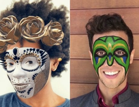 Snapchat has outdone itself with the new iPhone X-exclusive Lenses