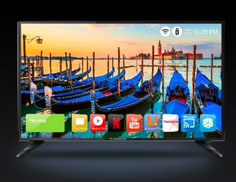 Thomson smart TV range in India to go on sale on Flipkart today, taking on the Xiaomi Mi TV
