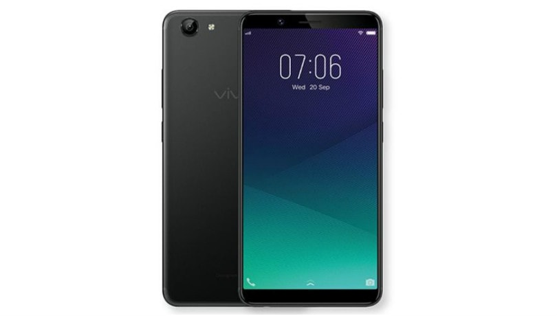 vivo y71 launch