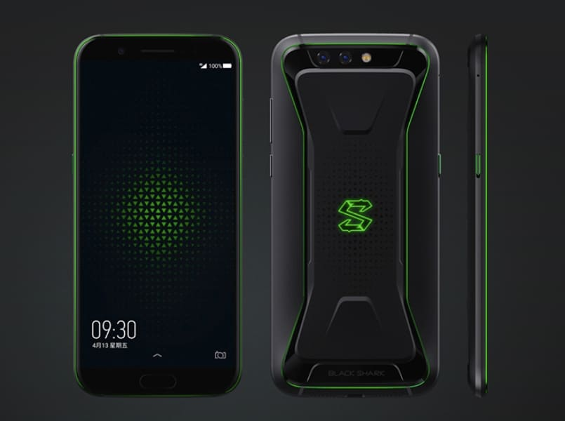Xiaomi Black Shark gaming smartphone with Snapdragon 845 SoC, 8GB RAM launched: Price, specifications, features