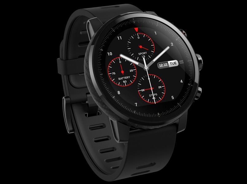 Xiaomi S Huami Launches Amazfit Stratos Multisport Gps