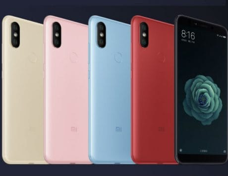 Xiaomi Mi 6X launched in China