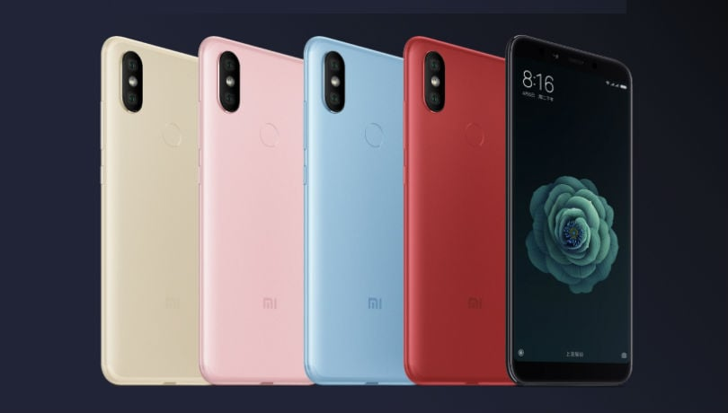 Xiaomi Mi 6X with 18:9 display, AI-enabled dual-rear cameras, Snapdragon 660 SoC, Face Unlock launched in China