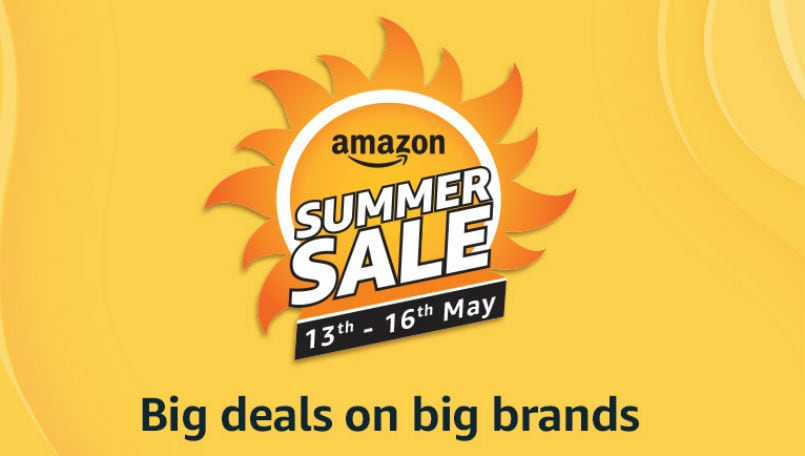 Amazon Summer Sale to clash with Flipkart's Big Shopping Days