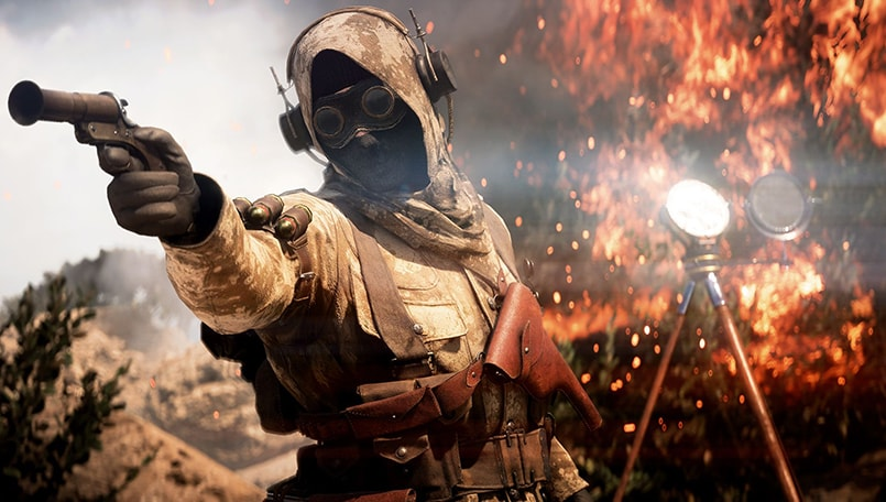 Battlefield 2018 Will Have A Story Mode, Multiple Maps And Game Modes