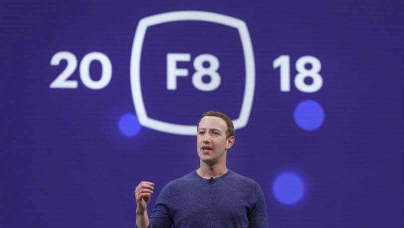 Facebook F8 Gallery main