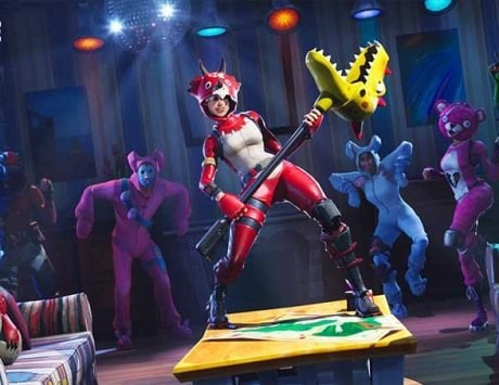 Fortnite has made almost $300 million in the month of April alone